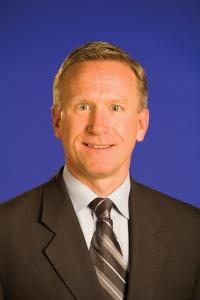 Scott Jenkins, Vice-President of Ballpark Operations, Seattle Mariners